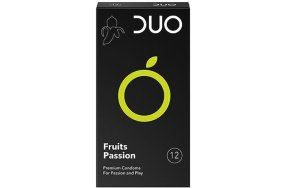 DUO Fruits Passion 12τμχ