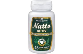 Dynamic Enzymes Natto Activ 45Caps