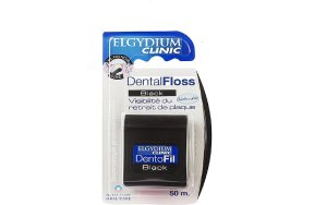 Elgydium Dental Floss Black 50m