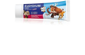 Elgydium Kids Toothpaste Ice Age Strawberry 50ml