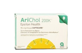 Epsilon Health Arichol 200Κ, 60Tabs