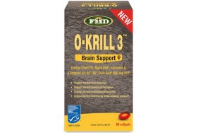FMD O-Krill 3 Brain Support 60Caps