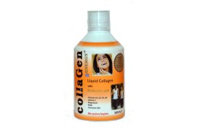 Farmellas Collagen Energy ΛΕΜΟΝΙ 500 ml
