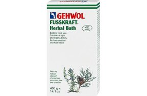 Gehwol Fusskraft Herbal Bath (Ποδόλουτρο),400g