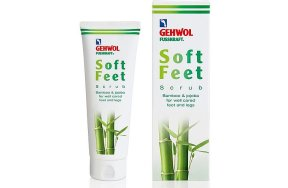 Gehwol Fusskraft Soft Feet Scrub 125ml