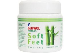 Gehwol Fusskraft Soft Feet Scrub 500ml