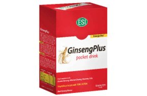 Esi Ginseng Plus Energy Pocket Drink 16x10ml