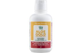 Higher Nature Aloe Gold Cherry & Cranberry 485ml
