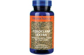 Higher Nature Coloclear Extra 90VCaps