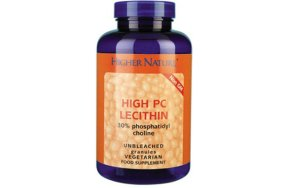 Higher Nature Lecithin High Pc Granules 150g
