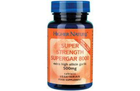 Higher Nature Supergar 8000 Super Strength 90VTabs