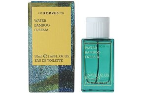 Korres Eau de Toilette Water Bamboo Freesia 50ml