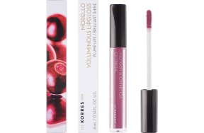 Korres Morello Voluminous Lipgloss 27 Berry Purple, 4ml
