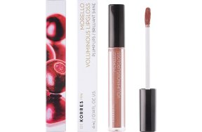 Korres Morello Voluminous Lipgloss 31 Bronce Nude, 4ml