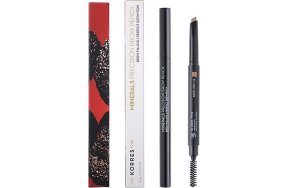 Korres Precision Brow Pencil 03 Light Shade, 0.2g