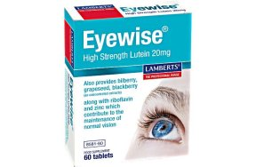 Lamberts Eyewise High Strength Lutein 60tabs