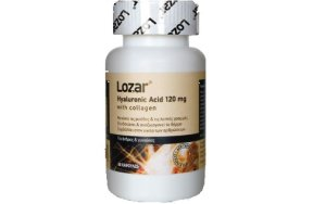 Lamed Lozar Hyaluronic Acid With Collagen 700mg, 60caps