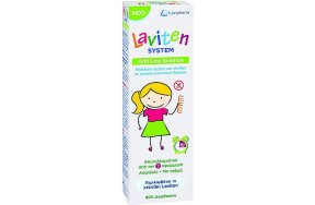 Laviten System Anti Lice Solution 125ml