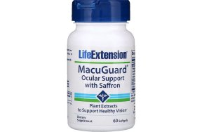 Life Extension MacuGuard Ocular Support (Προστασία τns Ωχράς Κηλίδας ) 60S