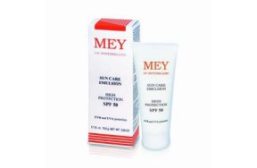 MEY SUN CARE EMULSION HIGH PROTECTION SPF 50,75ml Αντηλιακό γαλάκτωμα