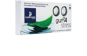 My Elements Gum 4 Stress 10τμχ