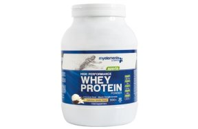 My Elements Whey Protein Powder Βανίλια 900g