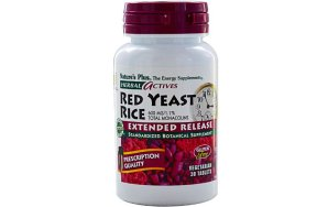 Nature''s Plus Red Yeast Rice 30tabs