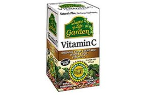 Nature''s Plus Source of Life Garden Vitamin C 250mg 60vcaps