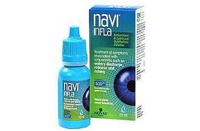Novax Navi Infla Eye Drops 15ml