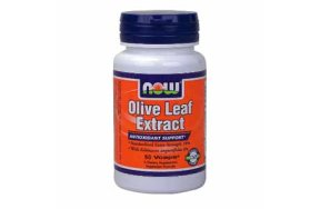 Nowfoods OLIVE LEAF EXTRACT STREGTH 50 VCAPS Ανοσοποιητικό Σύστημα