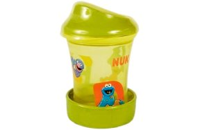 Nuk Easy Learning Sesame Street Cup 3 (ποτηράκι)