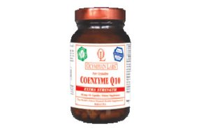 OLYMPIAN LABS COENZYME Q10 extra size 150mg + BLACK PEPPER EXTRACT Ενδοκυτταρική