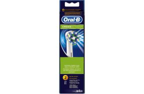 Oral B Cross Action Aνταλλακτικά 3+1τμχ