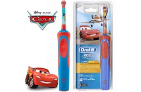 Oral-B Pro-Health Stages Power Disney Cars Battery Toothbrush