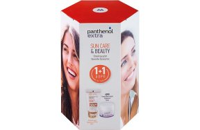 Panthenol Promo Diaphanous Sun Care Color Spf30 + Face & Eye Cream