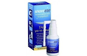 Passion for Life, Snoreeze Spray Για Το Λαιμό 23.5 ml
