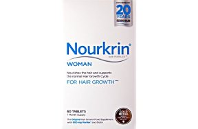 Pharma-Medico Nourkrin Woman For Hair Growth 60tabs