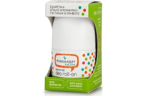 Pharmasept Kid Care Deo Roll-On Extra Mild, 50ml