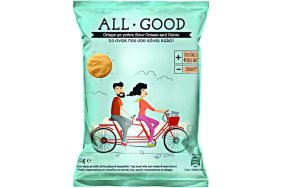 Power Health All Good Crisps Onion & Sour Cream 30g