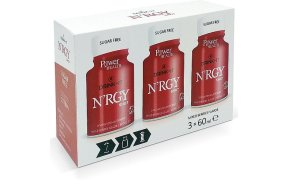 Power Health Drink It N''RGY Shot 3x60ml
