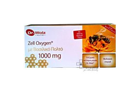Power Health Zell Oxygen + Gelee Royale 1000mg, 14x20ml