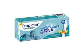 Predictor Ovulation, Τεστ Ωορρηξίας 7τμχ