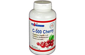 Pro V Nutraceutical, C-500 Cherry 100tabs