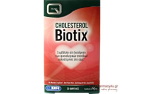 Quest Cholesterol Biotix 30caps