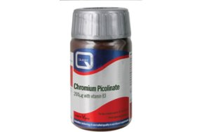 Quest Chromium Picolinate 90Tabs