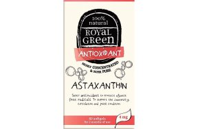 Royal Green Superfood Astaxanthin 60Caps