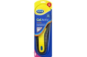 Scholl Gelactiv Women Work Πάτοι