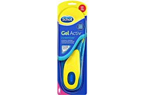 Scholl Gelactiv Women Everyday Πάτοι