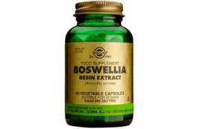 Solgar Boswellia Resin Extract 60V.Caps