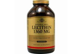 Solgar Lecithin 1360mg (λεκιθίνη) 250s
